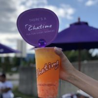 chatime drink